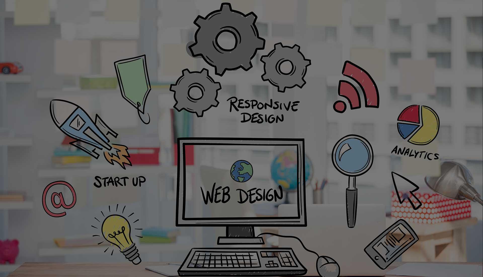 We Develop Sites
